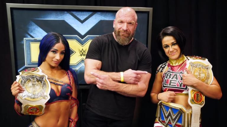 Thursday Morning News Update (6/18) - Triple H Praises Bayley and Sasha Banks, AEW Officially Announces A Pair Of Signings and New Matches Set For AEW Fyter Fest