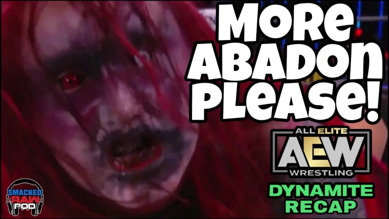 Smacked Raw Podcast | AEW Dynamite Recap 6.17.20