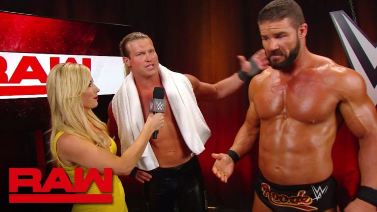 Dolph Ziggler and Robert Roode Officially Traded To Monday Night RAW
