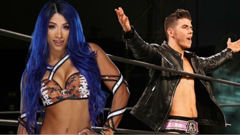Tuesday Evening News Update (6/23) - Sammy Guevara Issues Apology To Sasha Banks (Video), Dave Lagana Releases Statement Amid Allegations and Update On Charlotte Flair's Return Timetable