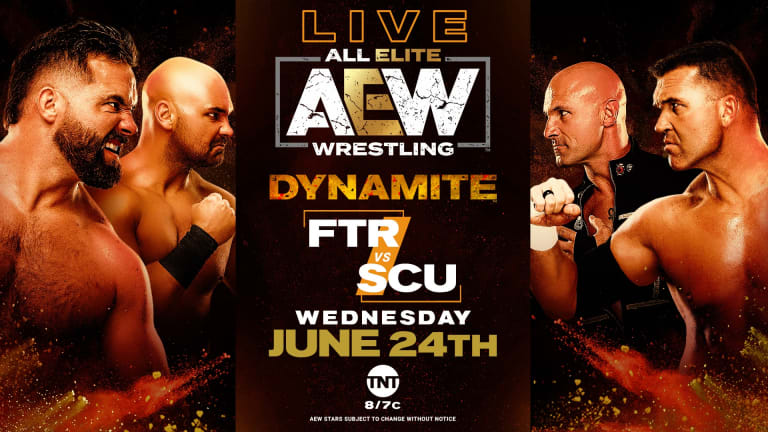 AEW Dynamite LIVE Coverage for 6/24/20