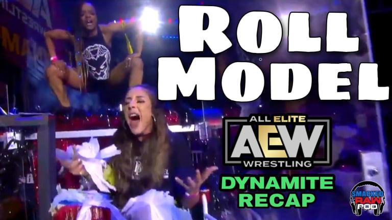 Smacked Raw Podcast | AEW Recap 6.24.20
