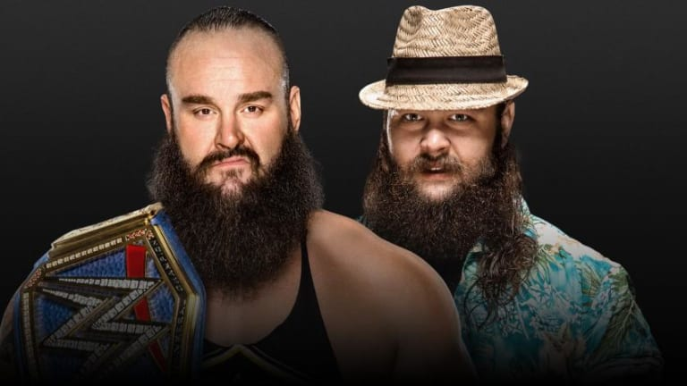 Non-Title 'Wyatt Swamp Fight' Set For WWE Extreme Rules