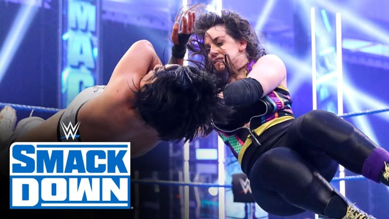 SmackDown Women's Championship Match Set For WWE Extreme Rules