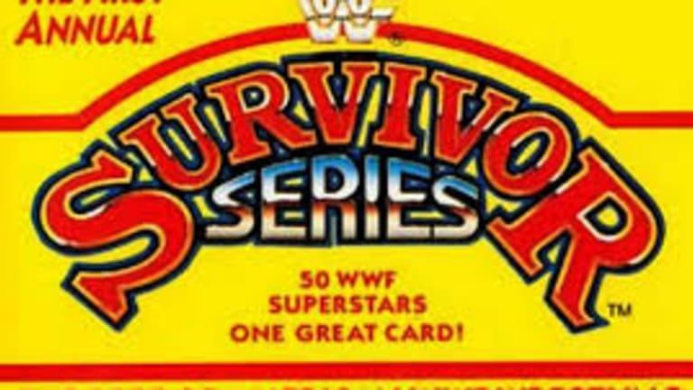 SURVIVOR SERIES 1987: A REVIEW