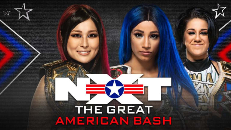 WWE NXT: The Great American Bash LIVE Coverage And Results