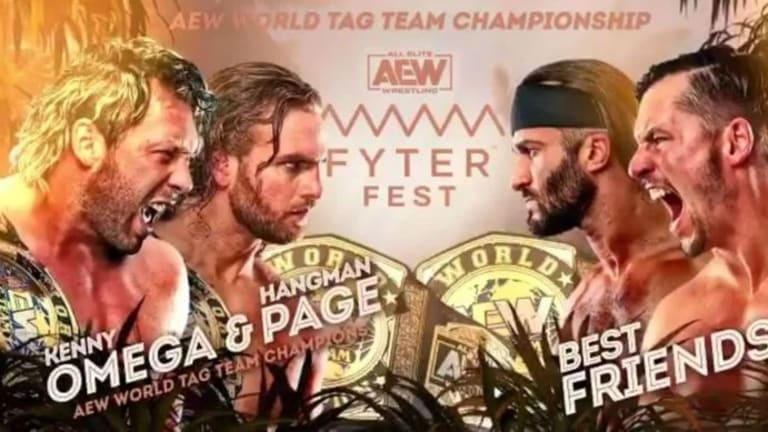 AEW Fyter Fest 2020 Night 1 Review