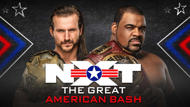 *MAJOR SPOILER* Major WWE NXT Great American Bash Match Outcome Revealed (Photo)