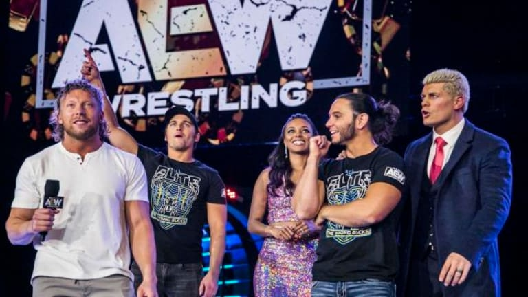 Are The Constant Shots At WWE/NXT Helping Or Hurting AEW?