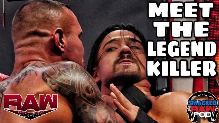 Smacked Raw Podcast | RAW Recap 7.7.20