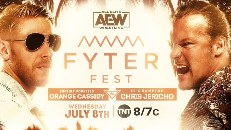 AEW Fyter Fest LIVE Coverage 7/8/20