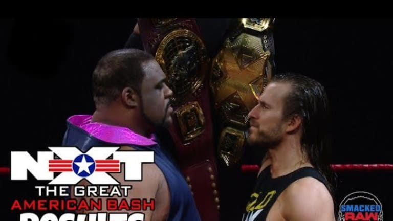 Smacked Raw Podcast | NXT Great American Bash Night 2 Recap
