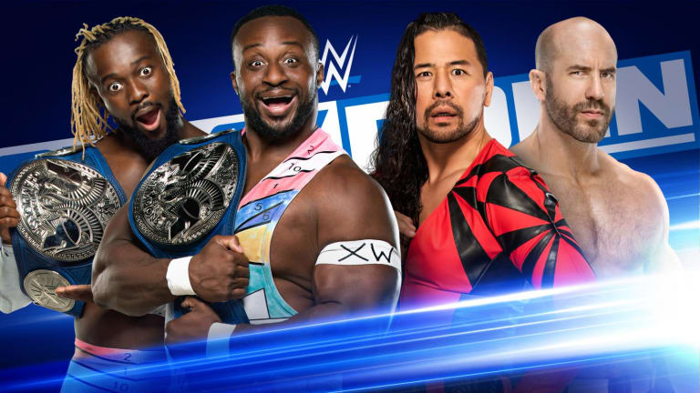 WWE SmackDown Preview (7/10/20)