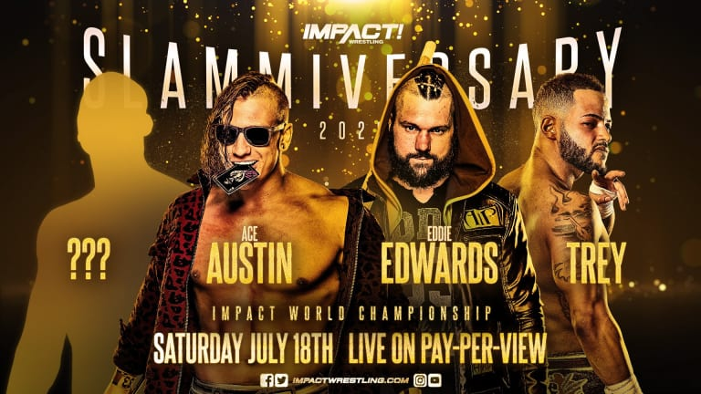 Slammiversary LIVE Coverage and Results