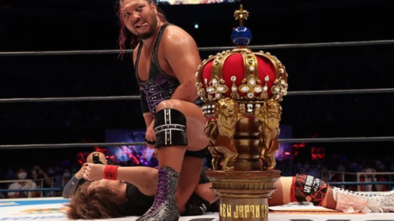 New IWGP Heavyweight and Intercontinental Champion Crowned
