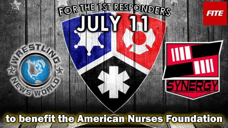 Synergy Wrestling 'For The First Responders' Results