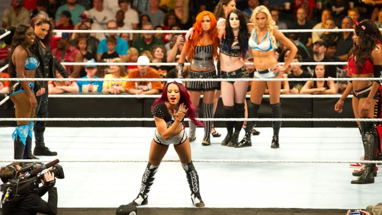 The WWE Women's Evolution - 5 Years Later
