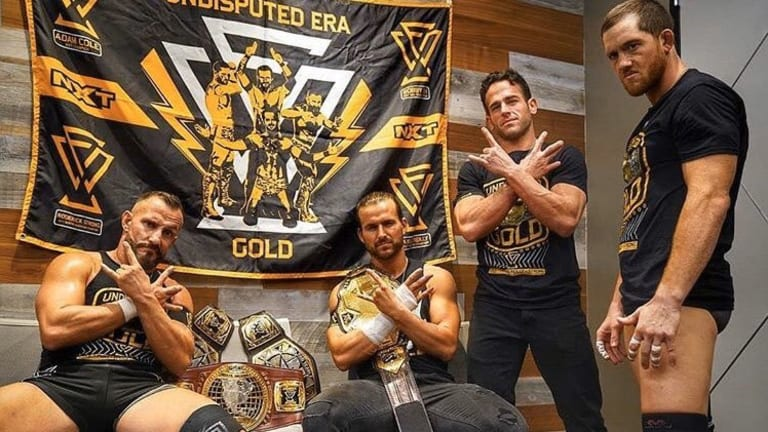Should Undisputed Era Stay or Leave NXT?