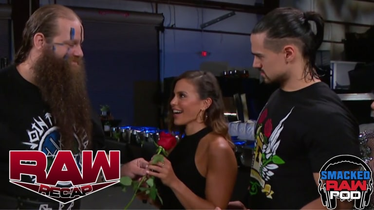 Smacked Raw Podcast | Raw Recap 7.13.20