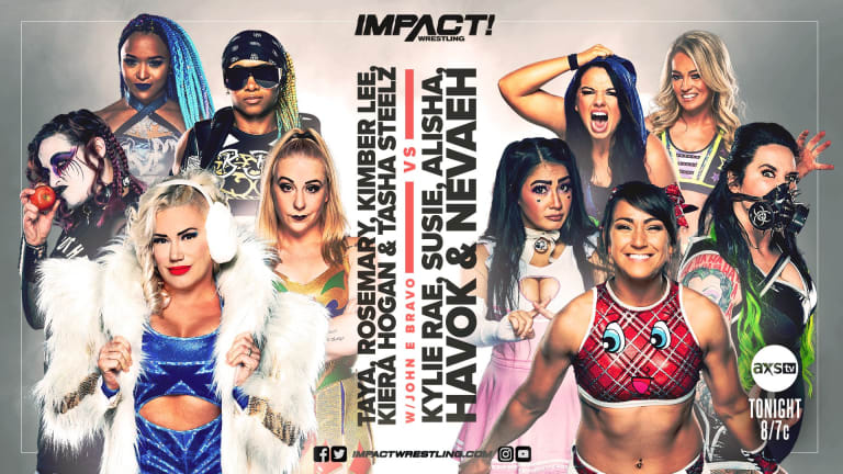 Impact Wrestling Preview(7/14/20)