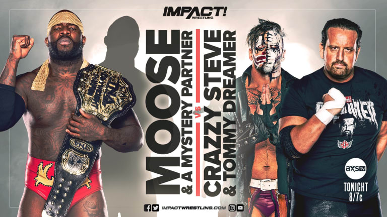 Impact Wrestling LIVE Coverage and Results(7/14/20)