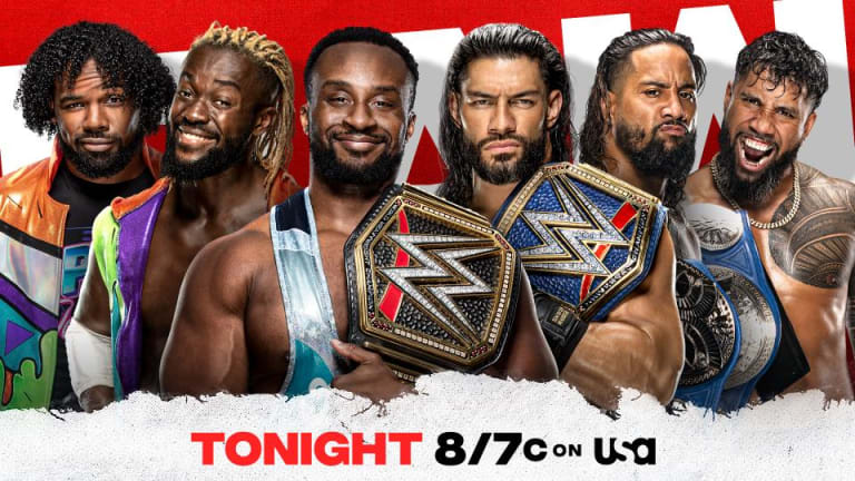 WWE Raw LIVE coverage and commentary (09.20.21)