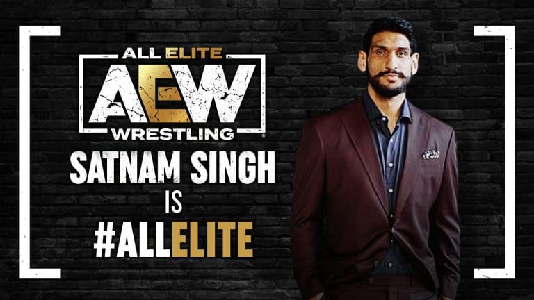 Satnam Singh is #ALLELITE