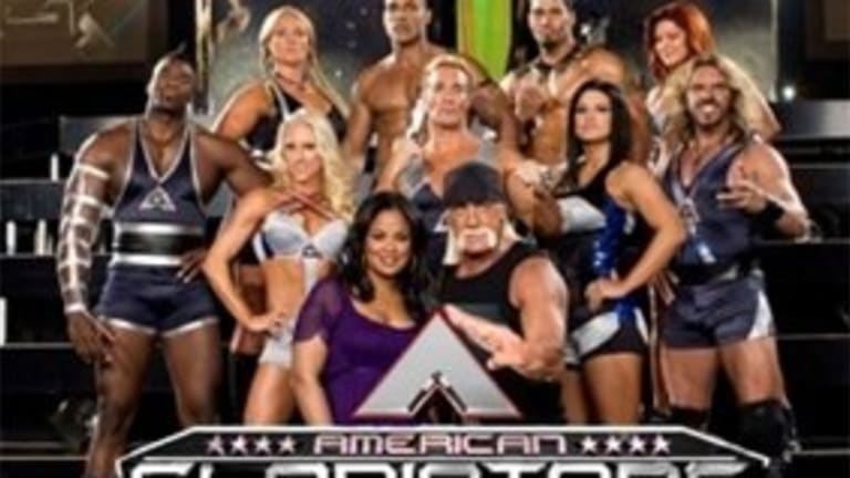 MGM and WWE are teaming up for an American Gladiators reboot