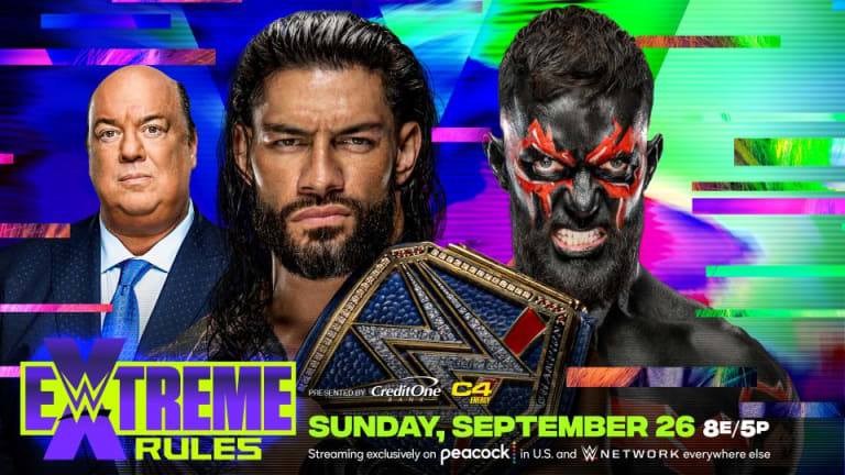 WWE Extreme Rules 2021 LIVE coverage and commentary