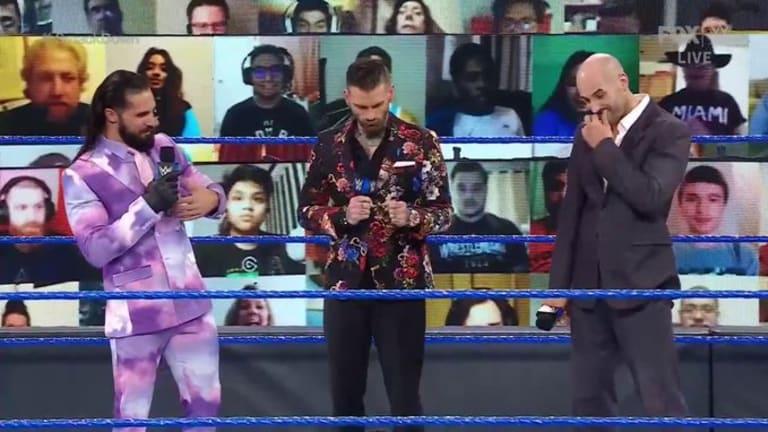 WWE Friday Night Smackdown Recap (4/2/21)