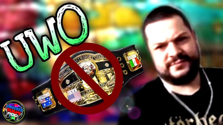 Smacked Raw Podcast UWO Ep. 13