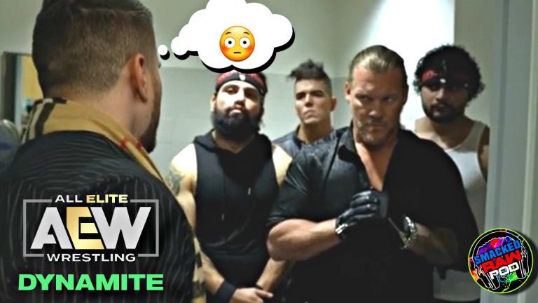 Inner Circle Returns! AEW Dynamite Recap Podcast 3/31/21