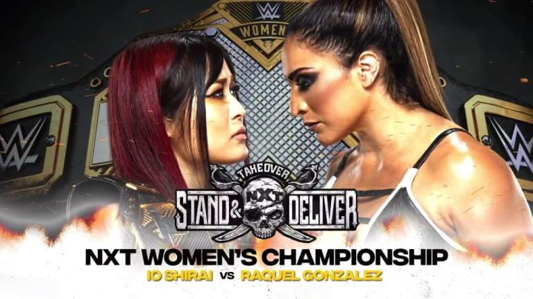 WWE NXT TakeOver: Stand and Deliver Night One Preview 4.7.21