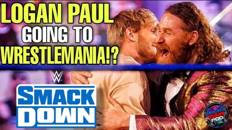 Sami Zayn Unveils Documentary Trailer! Logan Paul Debuts! SmackDown Recap 4/2/21