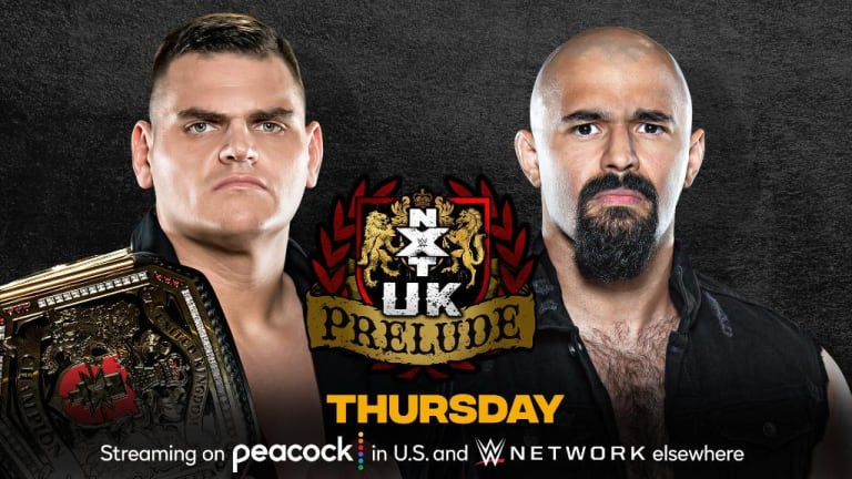 WWE NXT UK Prelude Preview 4.8.21