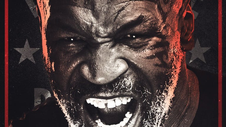 Iron Mike Tyson is Back on Dynamite