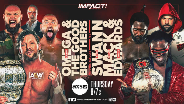 Impact Wrestling Preview 4.8.21