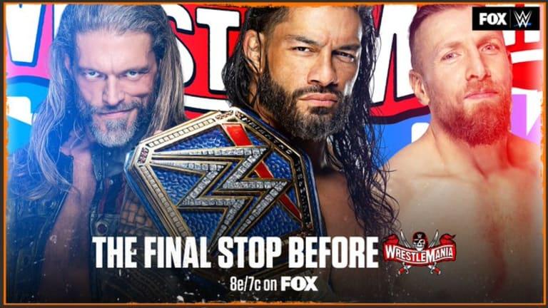 WWE Friday Night Smackdown Recap (4/9/21)