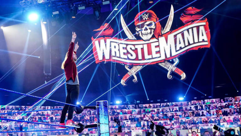 WWE WrestleMania 37 LIVE coverage, commentary, and MORE!