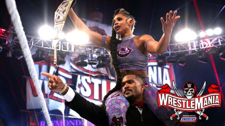 WWE WrestleMania 37 Night One Results and Recap 4.10.21