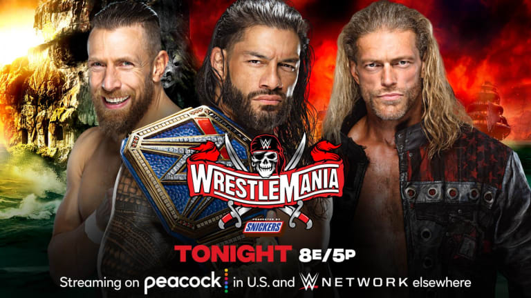 WWE WrestleMania 37, Night Two - LIVE coverage, commentary, and MORE