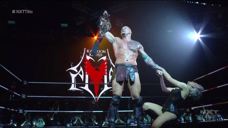 Who Should Challenge Karrion Kross For The NXT Championship?
