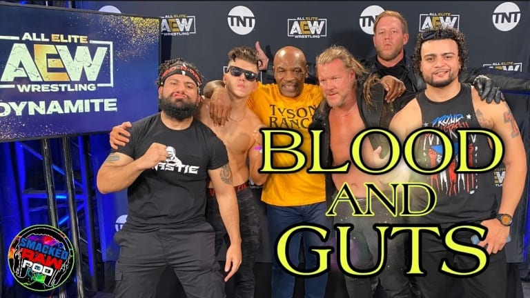 Blood And Guts Announced!!!! AEW Dynamite Recap Podcast 4/7/21