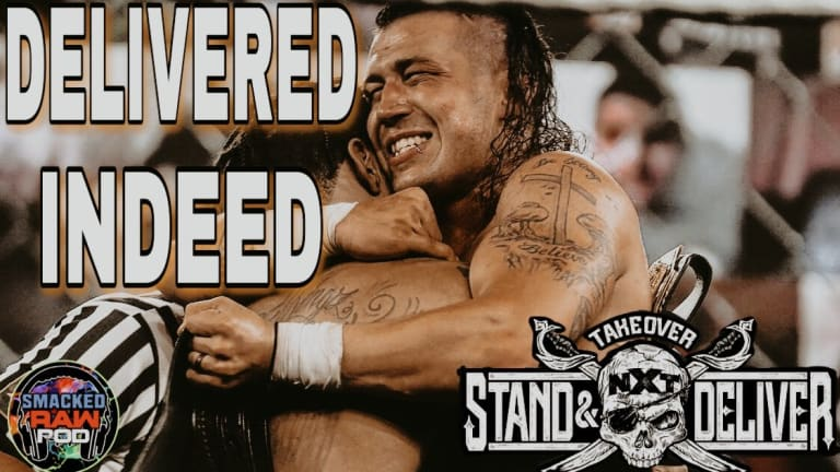 Takeover: Stand & Deliver Night 1: New Champions Crowned! Takeover Recap Podcast 4/7/21