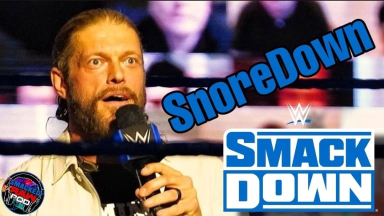 Too Many Promos! SmackDown Recap Podcast 4/9/21