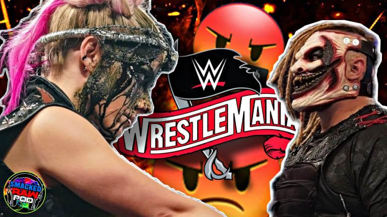 Fans Outraged At Angle! TaminaMania! WrestleMania Night 2 2021 Recap Podcast