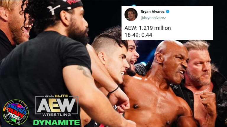 Dynamite Scores HUGE Ratings!!! Is Darby Allin Human?! Dynamite Recap Podcast 4/14/21
