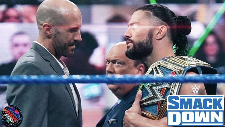 Have You Ever Seen An UFO?! SmackDown Recap Podcast 4/16/21