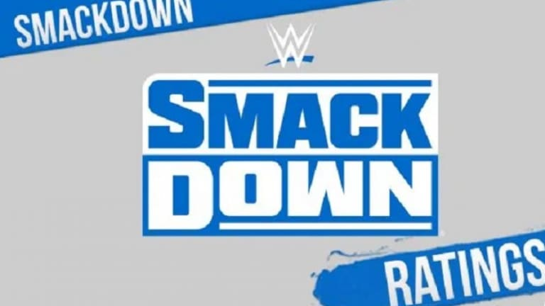 WWE Friday Night SmackDown Viewership and Ratings 4.23.21