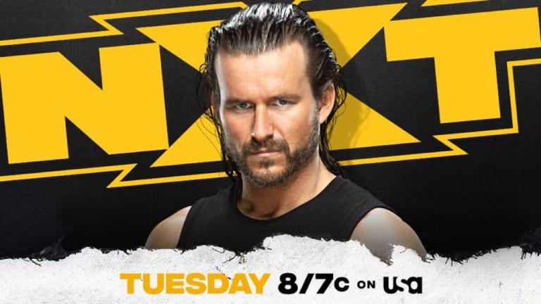 WWE NXT Preview 4.27.21